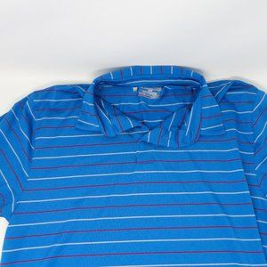 Mens Under Armour 2 pk dry-fit polo shirts, L